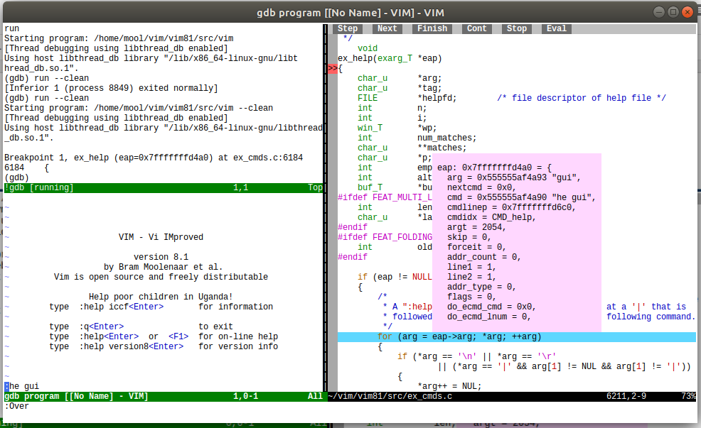Vim 8 1 released : vim online